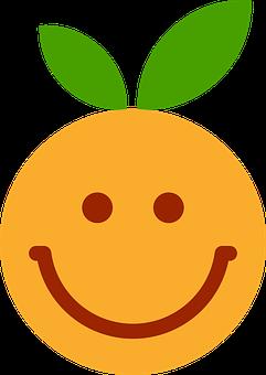 Clementine Orange von Pixabay