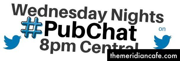 Discutez avec John Gyorki ce mercredi sur Twitter. Suivez #PubChat.