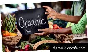 Postoji globalna nestašica organske hrane