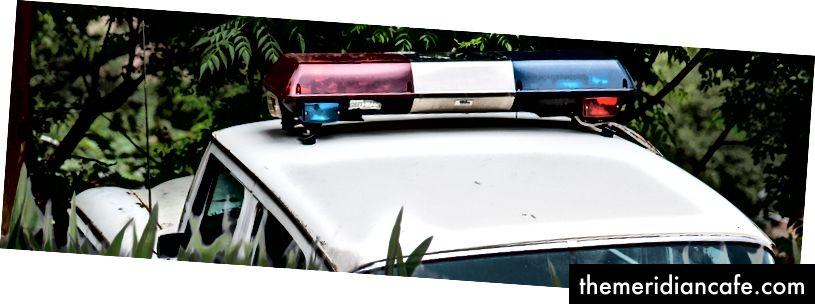 Podczas gdy organy ścigania mogą stanąć przed tobą i grozić aresztowaniem, poważne konsekwencje są rzadkie (zdjęcie)