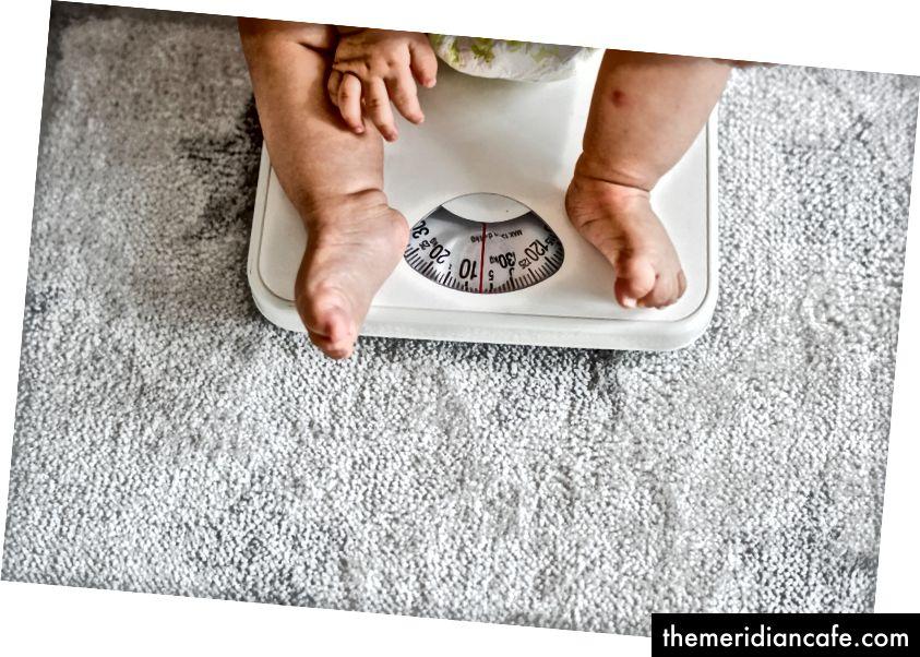 Je ne veux pas que l'échelle ou l'image corporelle régissent la vie de mon futur enfant - Photo gracieuseté de Pexels.