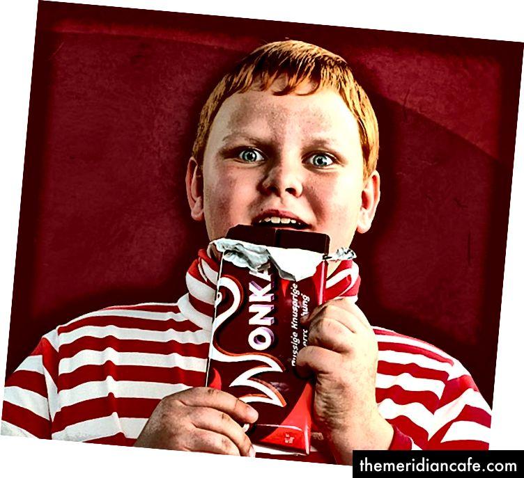 Богати потрошачи купују и једу чоколаду у све већим количинама (Фото)