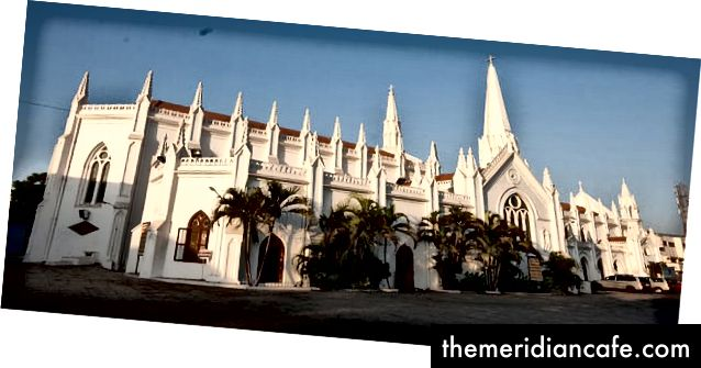 Santhome Kirche