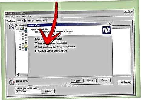 Windows 2000 va 2003 serverlarida Active Directory-ni qanday zaxiralash