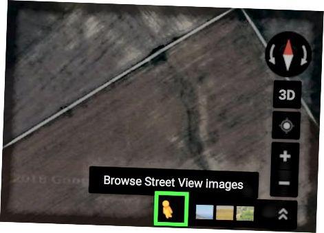 पेगमॅन सह नकाशा ब्राउझ करीत आहे