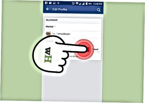 Facebook ilovasidan foydalanish