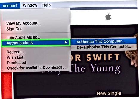 Kompyuterga ruxsat berish