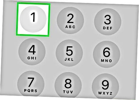 Configurar un correo de voz de T-Mobile