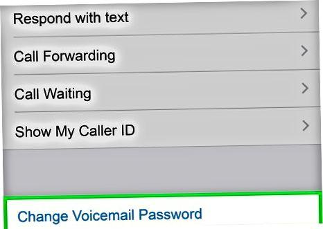 Solucionar problemas del correo de voz