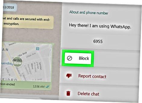 WhatsApp Internet-da