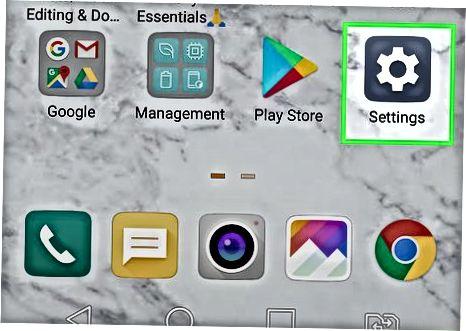 Android-da Hotspot-ni faollashtirish
