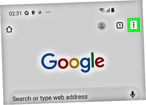 Chrome ilovasidagi reklamalarni bloklash