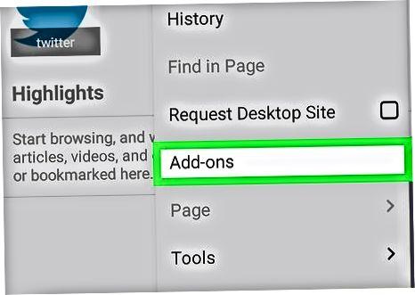 Firefox uchun Adblock Plus-dan foydalanish