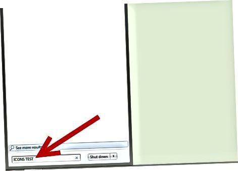 Har qanday Windows operatsion tizimida Boshlash menyusiga jild qo'shing