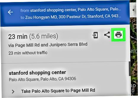 Google Xaritalar veb-saytidan foydalanish