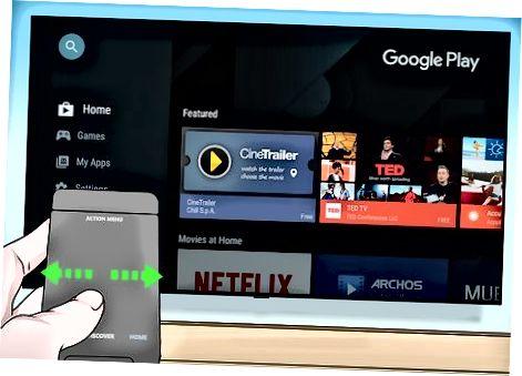 Sony Android Smart TV-larida