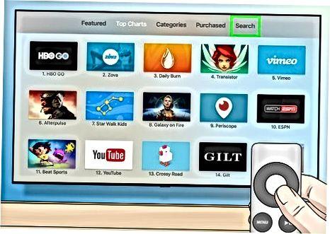 Apple TV-da