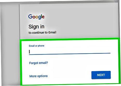 Gmail elektron pochta biriktirmalari saqlanmoqda
