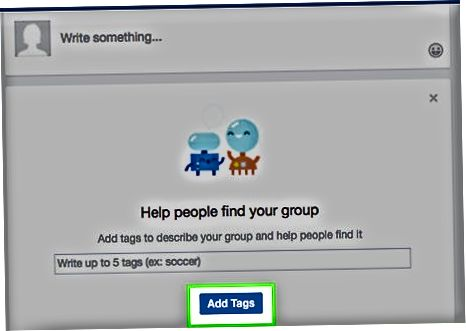 Yangi Facebook guruhini yaratish