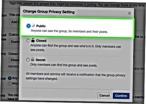 Sizning Facebook guruhingizga a'zo bo'lish uchun odamlarni jalb qilish