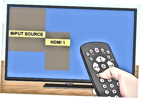 HDMI adapteri va kabelidan foydalanish