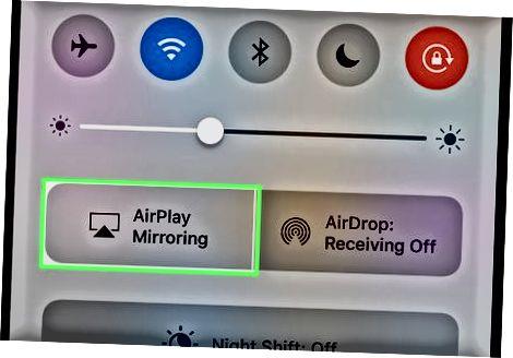 Apple TV-da Airplay-dan foydalanish