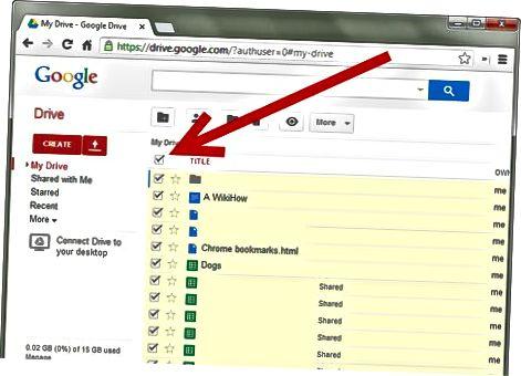Google Docs-ni kompyuterga yuklab oling