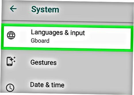 Android Oreo-dan foydalanish