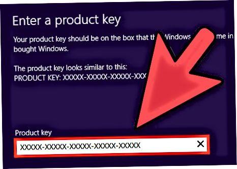 Windows 8.1-ni yoqish