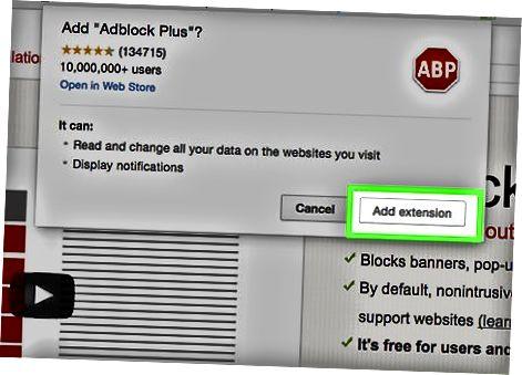 Adblock Plus-dan foydalanish