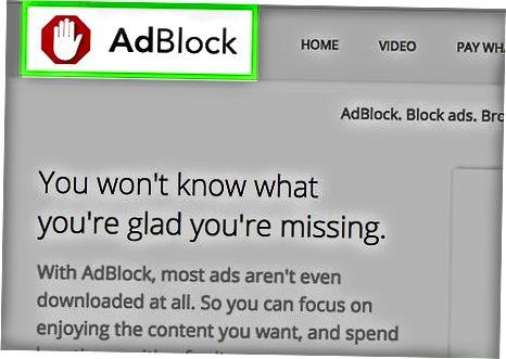 AdBlock-dan foydalanish