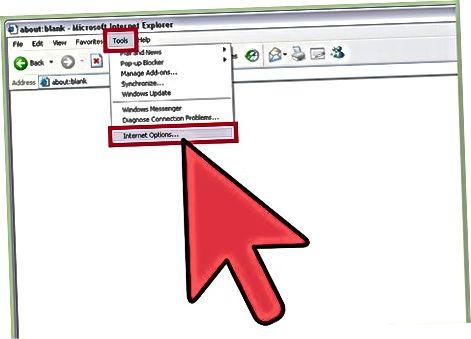 Passen Sie die Active X-Einstellungen im Internet Explorer an
