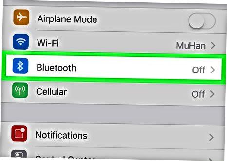 IPhone yoki iPad-da ajratish