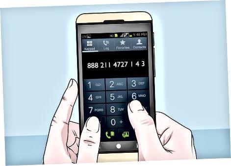 Yangi telefonni faollashtirish