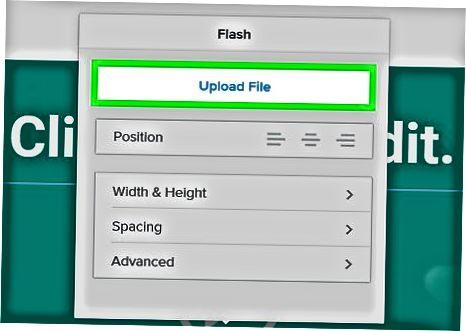 SWF fayl formatiga Flash o'yinini qo'shing