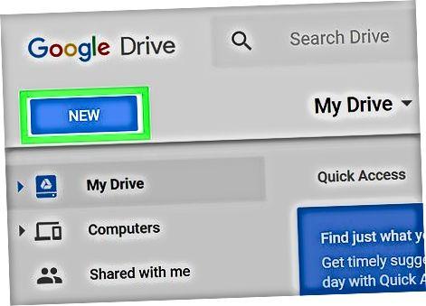 Google shakllariga kirish