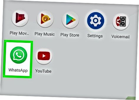 IOS yoki Android-da WhatsApp-ni faollashtirish