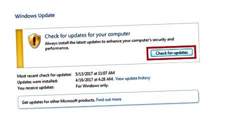 Windows yangilanmoqda
