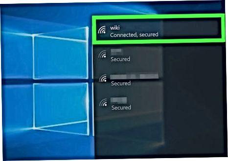 Router manzilini topish (Windows)