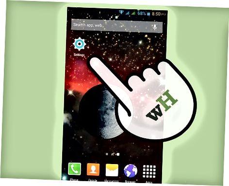 Android telefoningizni qo'lda sozlash