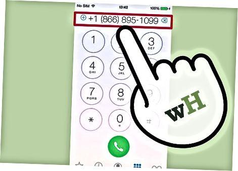 Eski uyali telefonni faollashtirish