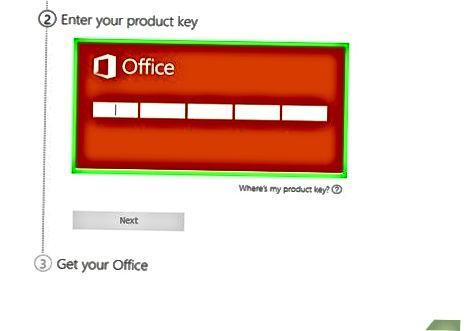 Office veb-saytida mahsulot kalitidan foydalanish