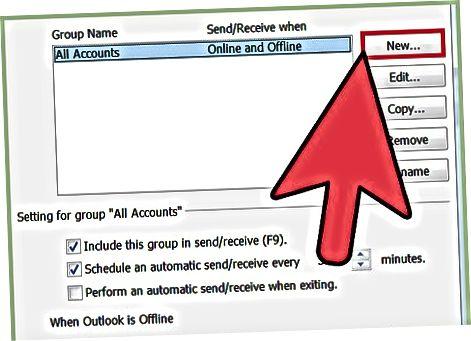 Microsoft Outlook 98 va 2010-da Resurs qaydnomasini yarating.
