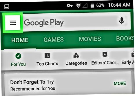 Play Store-dan ilovalarni yuklab olishni blokirovka qilish