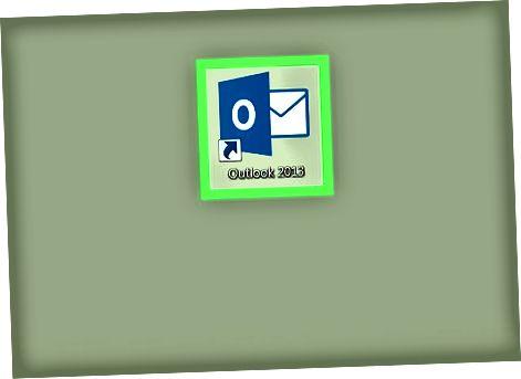 Arxiv jildiga Outlook ilovasida kirish