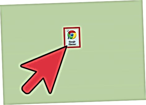 Google Chrome-da xatcho'plarga kirish