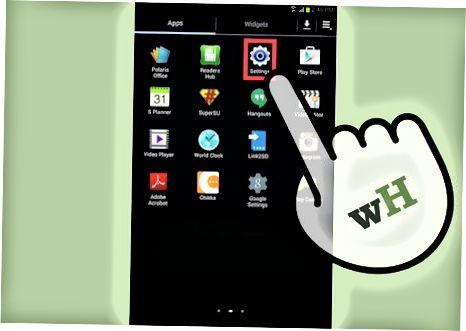 """Samsung-ning """"Mening mobil telefonimni top"""" xizmatidan foydalanish"""