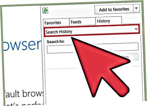 Internet Explorer 7+ -dan foydalanish