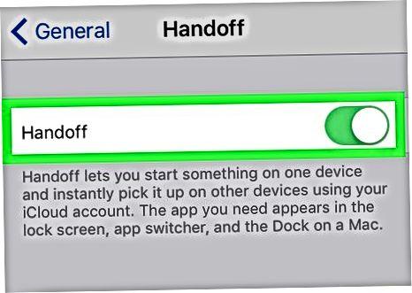 O'zingizning iPhone va Mac kompyuteringiz o'rtasidagi uzatishni ishlatish