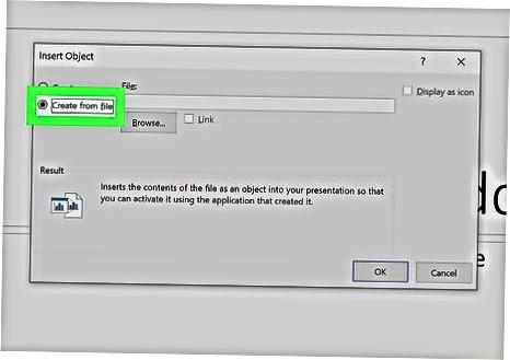 PDF-ni ob'ekt sifatida kiritish